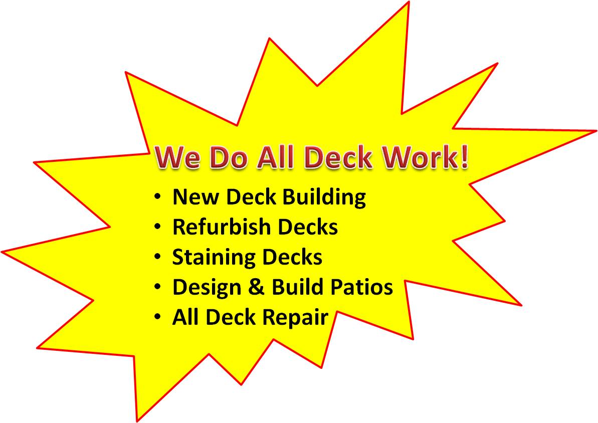 All Deck Work